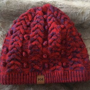Helly Hansen Accessories - New! Helly Hansen Cable Knit Beanie