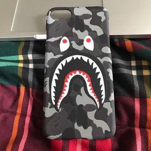 bape  Other - Brand new bape shark case for iPhone 7
