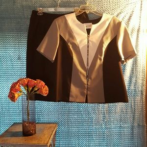 Olivia Rose Dresses & Skirts - Olivia Rose Jacket and Skirt Set SZ 16