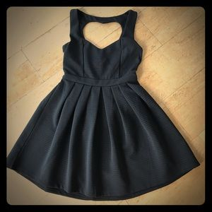 Poof Couture Dresses & Skirts - Adorable Poof Couture Black Dress