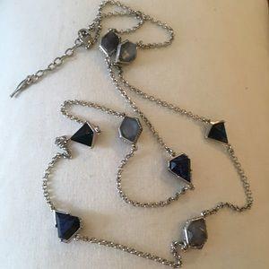 Chloe + Isabel Jewelry - Chloe + Isabel Alpenglow Long Station Necklace