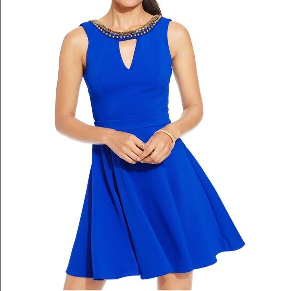 XOXO Dresses & Skirts - Xoxo flare dress