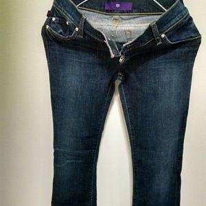 Denim b y Victoria Beckham jeans, bootcut, size 26