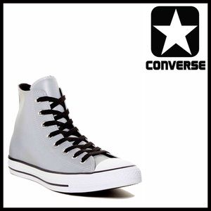 Converse Shoes - CONVERSE SNEAKERS Stylish Reflective High Tops