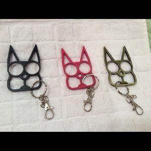 Self-Defense Metal Keychains $10 Each Hot
