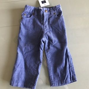 Janie and Jack Other - Toddler Boy Janie and Jack Corduroy Pants