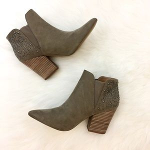 Report Shoes - Report Studded Ankle Boots💓FINAL PRICE