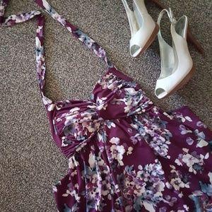 Candie's Beautiful Halter Dress