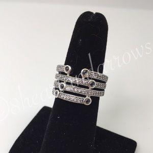 Pandora Jewelry - Pandora Shimmering ocean ring