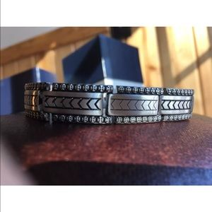 Montana Silversmith Other - Montana Silversmith Men's Magnetic LG Bracelet