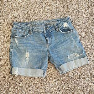 "Bullhead Pants - BULLHEAD Boyfriend ""surfside"" Shorts"