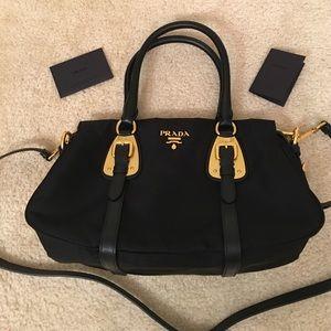 Prada Handbags - PRADA SATCHEL BRAND NEW CONDITION!