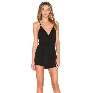 Sabo Skirt Pants - Sabo Skirt Black Romper - NWOT