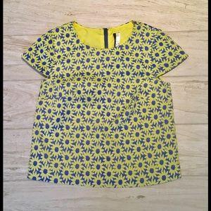 Kenzie Tops - NWOT🌺🌼🍄Super Adorable Kenzie Shirt!Cap sleeves.