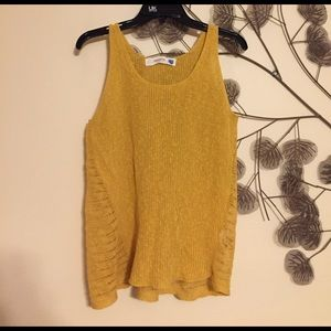 Anthropologie Sparrow Knit Tank Top