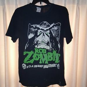 Rob Zombie Other - Rob Zombie - Deadly Nightmare Shirt