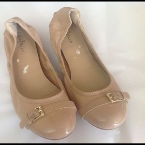 Cole Haan Shoes - Cole Haan Buckle Flats