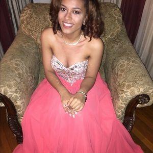 angela & alison Dresses & Skirts - Prom dress formal dress