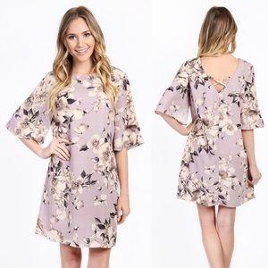 Dresses & Skirts - 👗HP!!!👗 NWT Floral dress