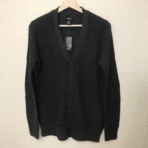 21men Other - 21Men Black Knit Cardigan XS