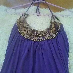 Newport News Dresses & Skirts - 🆕 Grecian sundress Newport News
