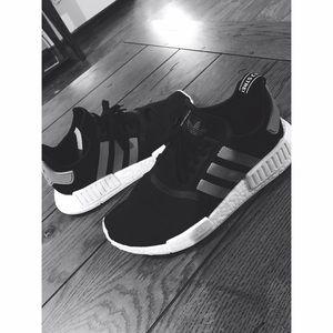 Adidas Other - ADIDAS NMD (BLACK, WHITE, GRAY)