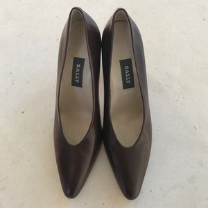 AUTHENTIC and BRAND NEW Bally shoes