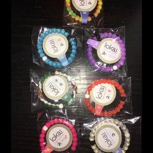 Lokai Jewelry - Brand new Authentic Medium Lokai bundle set of 7
