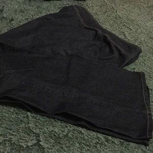 Bisou Bisou Denim - Bisou Bisou Dark Wash Jeans
