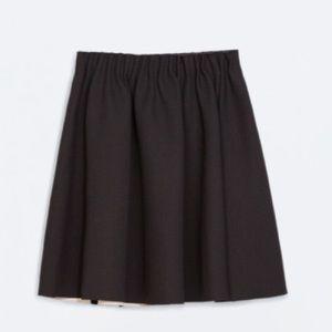 Zara Dresses & Skirts - ZARA FLOWY MINI SKIRT #695