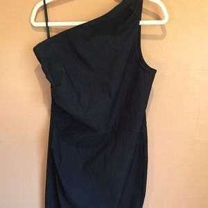 Stop Staring Dresses & Skirts - Gathered Ava Dress / Little Black Dress  Size 18
