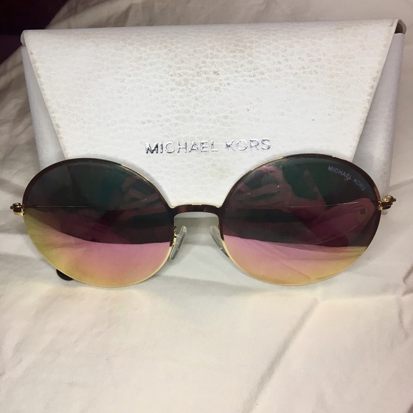 28b5286223c6 Michael Kors Kendall II Rose Gold Sunglasses. M_58ae3df6b4188e82d9001902