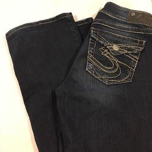 Silver Jeans Denim - SILVER WIDE LEGGED JEANS