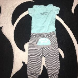 Carter's Other - 3 months outfit