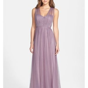 Jenny Yoo Dresses & Skirts - Jenny Yoo Annabelle Convertible Tulle Dress Lilac