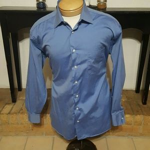 Gitman Brothers Other - Gitman Brothers Blue Dress Oxford Shirt