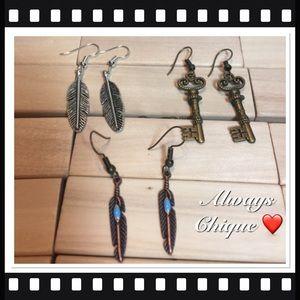 Boho Gypsy Sisters Jewelry - Boho Gypsy Sisters Earrings