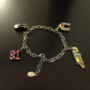 Anna Sui Jewelry - Charm Bracelet