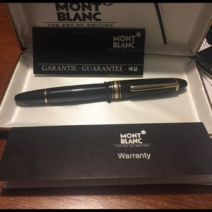 Montblanc Other - Vintage series 146 MontBlanc pen