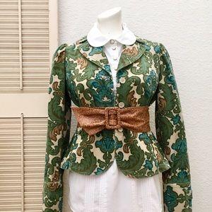 LOFT Jackets & Blazers - Ann Taylor Plume Floral Print Corduroy Blazer❤