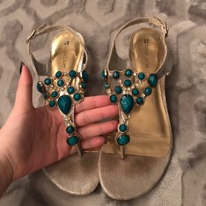Natures Purest Shoes - The naturalizer stone sandal
