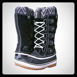Sorel Shoes - 🆕 Sorel Joan of Arctic Knit Snow Boots