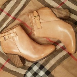 COACH Leather Ankle Boot
