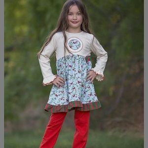 Ann Loren Other - KIDS cute outfit set! So adorable!!! NWT