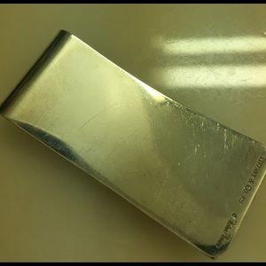 Tiffany & Co. Other - Tiffany & Co. men's Money clip
