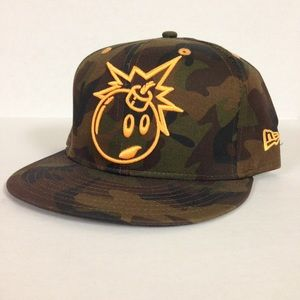 The Hundreds Other - The Hundreds Adam Bomb camo hat