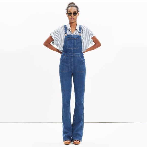 ba3d39aa585a2 Madewell Denim - MADEWELL OVERALLS -- PERFECT MATERNITY ITEM