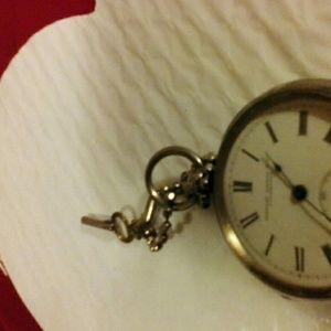 Stewart Dawson pocket watches