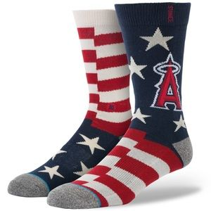 Stance Other - 💥NWT💥 Los Angeles Angels of Anaheim MLB Socks ⚾️