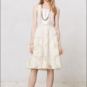 Anthropologie Dresses & Skirts - Baraschi Emeline lace tulle skirt - anthropologie